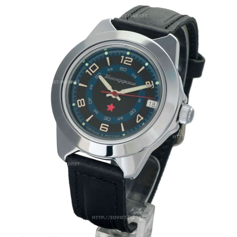 Vostok Komandirskie Watch 641641